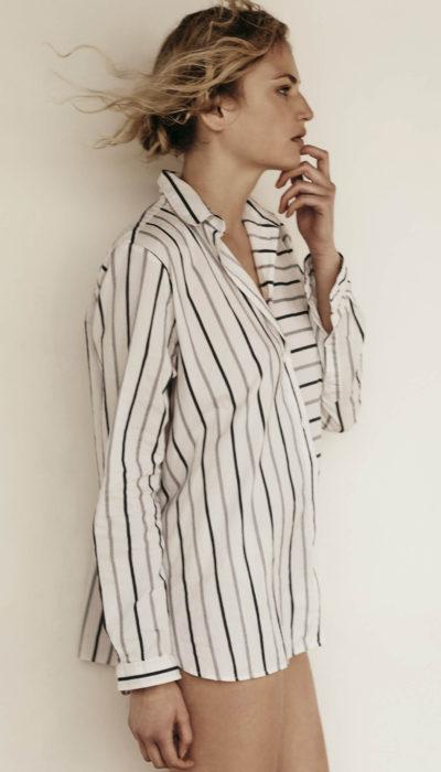scapa flow streepjes overhemd